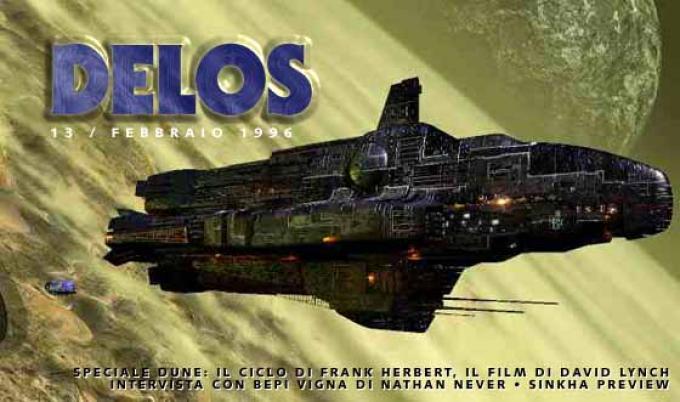 Delos Science Fiction 13