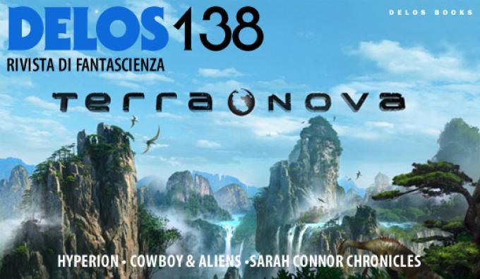 Delos Science Fiction 138