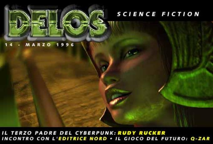 Delos Science Fiction 14