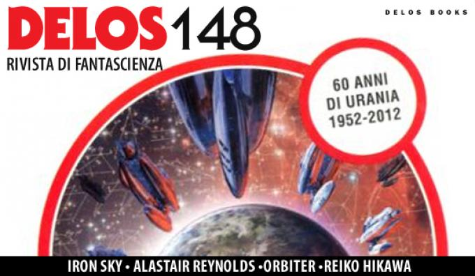 Delos Science Fiction 148