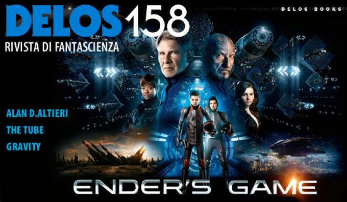 Delos Science Fiction 158