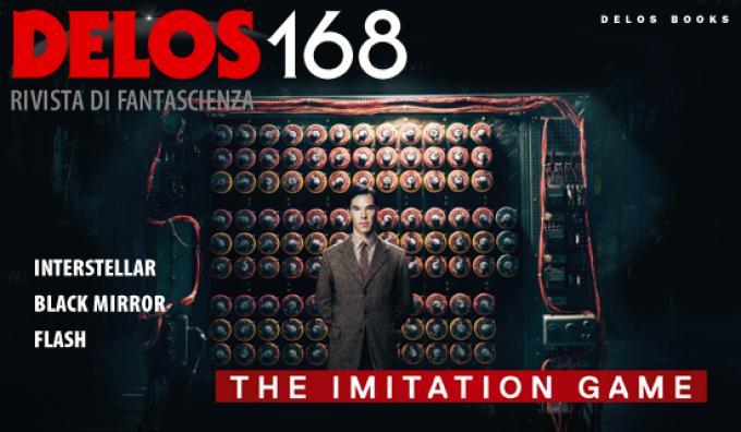 Delos Science Fiction 168