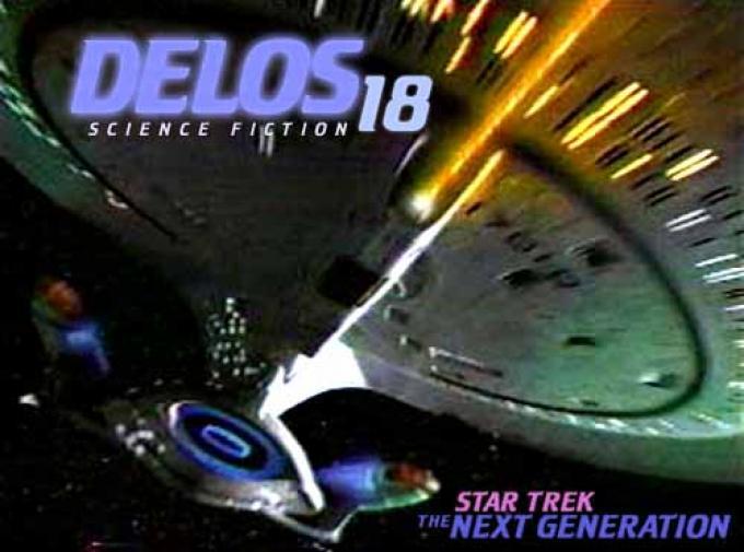Delos Science Fiction 18