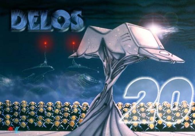 Delos Science Fiction 20