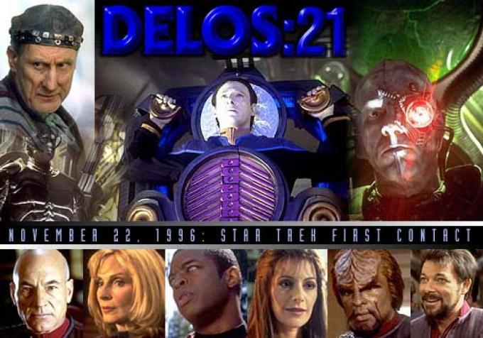 Delos Science Fiction 21
