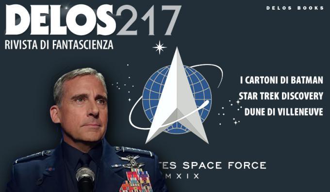 Delos Science Fiction 217