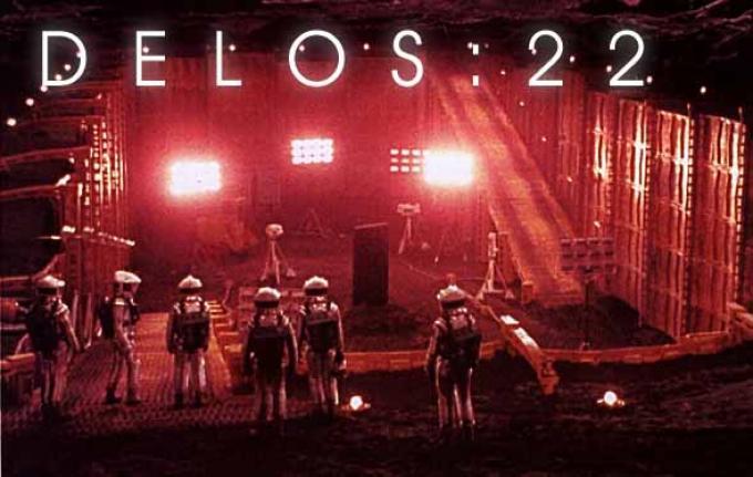 Delos Science Fiction 22