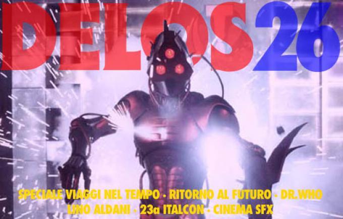 Delos Science Fiction 26