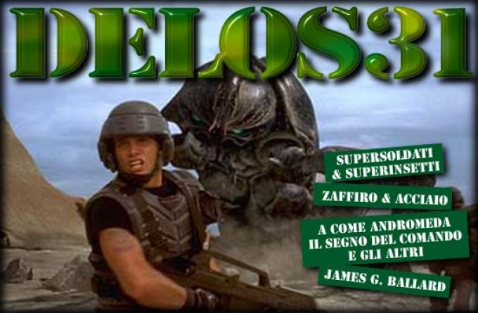 Delos Science Fiction 31
