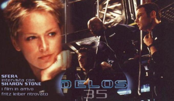 Delos Science Fiction 35