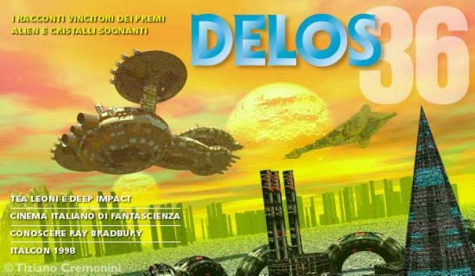 Delos Science Fiction 36