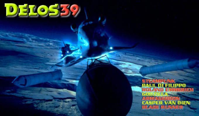 Delos Science Fiction 39