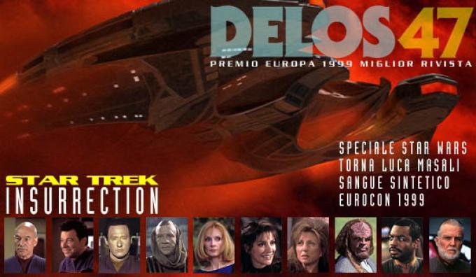 Delos Science Fiction 47