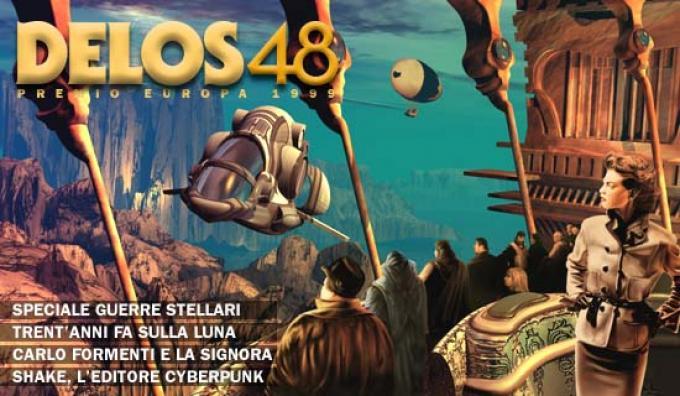 Delos Science Fiction 48