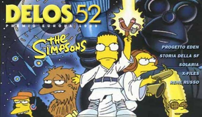 Delos Science Fiction 52