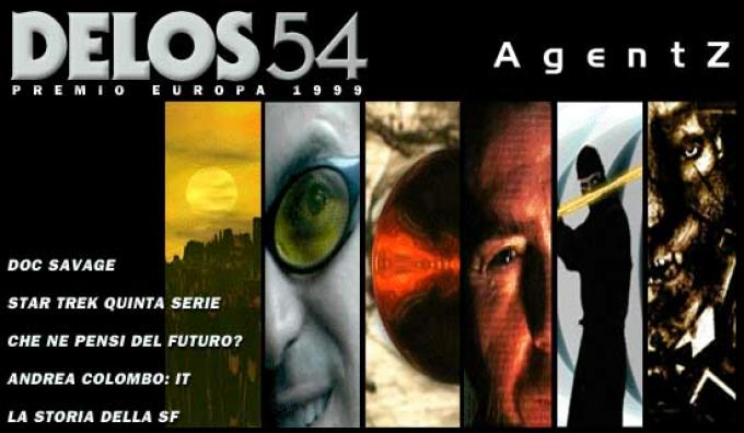 Delos Science Fiction 54