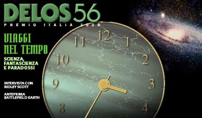 Delos Science Fiction 56