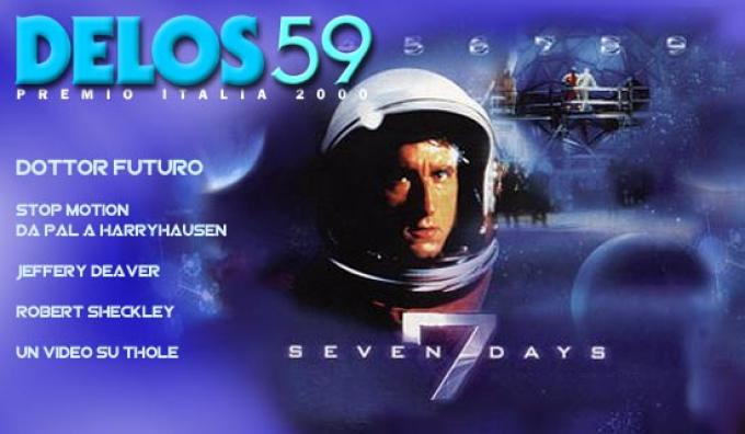 Delos Science Fiction 59