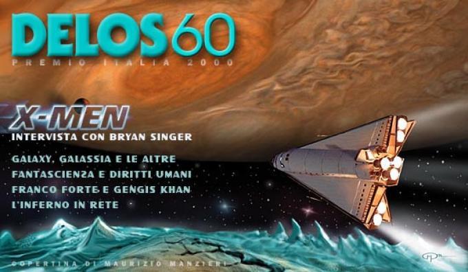 Delos Science Fiction 60