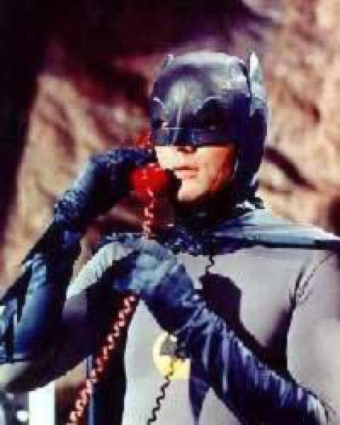 Batman al telefono