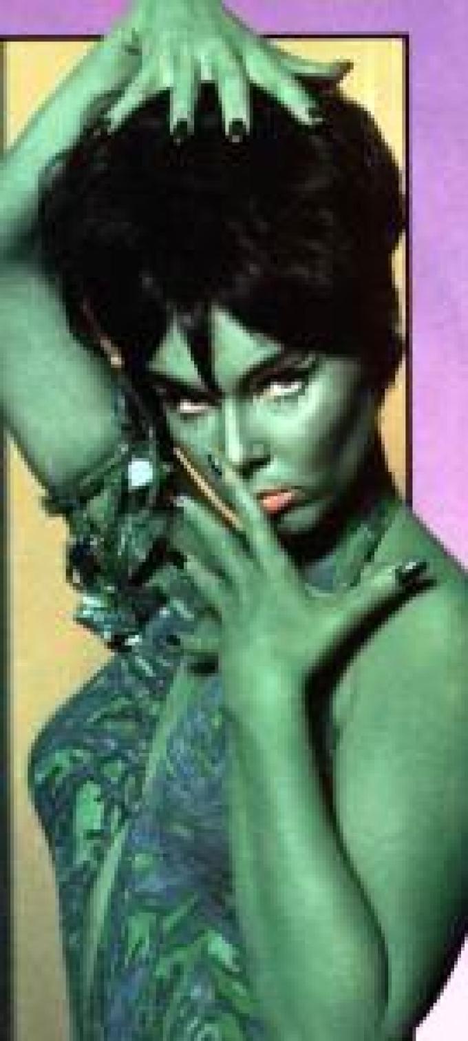 Marta in Star Trek