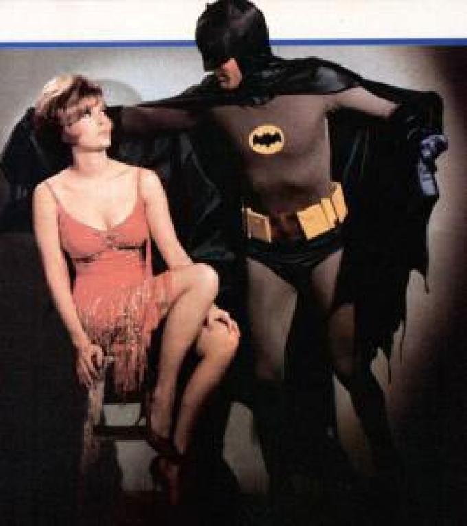 Batman e Jill St. John