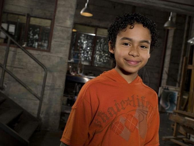 Noah Gray-Cabey (Micah Sanders)