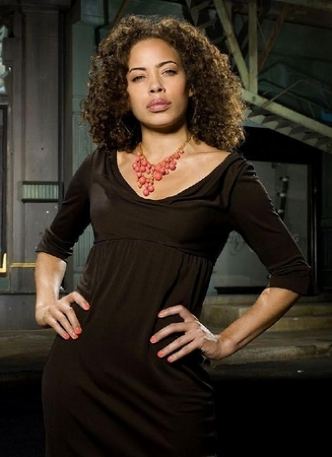 Tawny Cypress (Simone Devereaux)