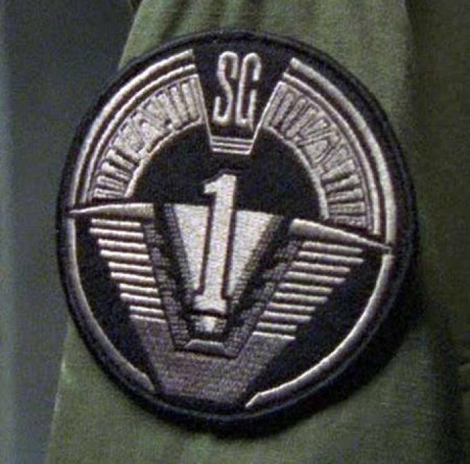 Il badge della squadra SG-1