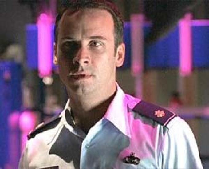 Il tenente Davis (Colin Cunningham) era un personaggio frequente tra la seconda e la sesta stagione