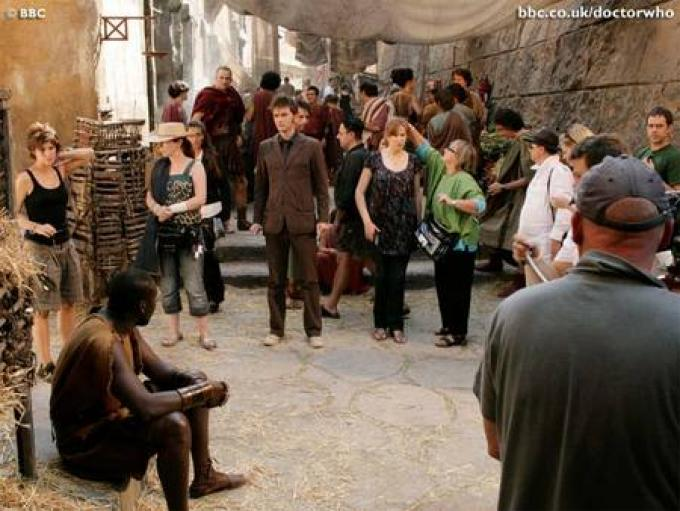 The Doctor e Donna a Pompeii