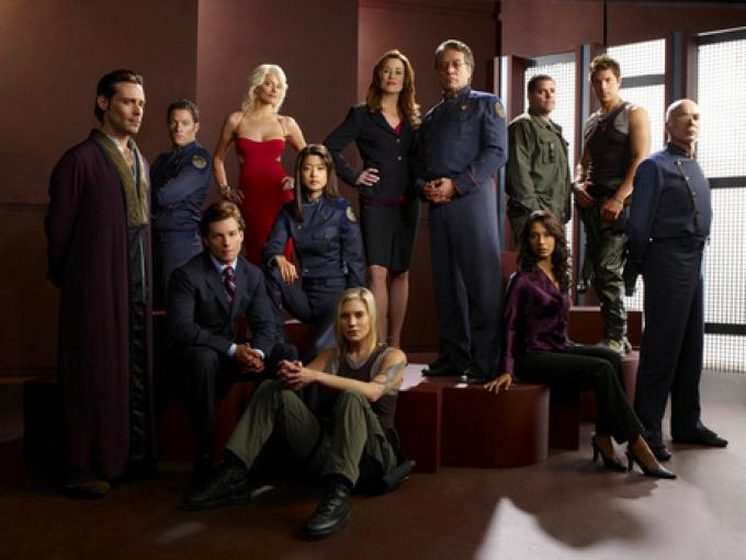 Il cast della quarta stagione