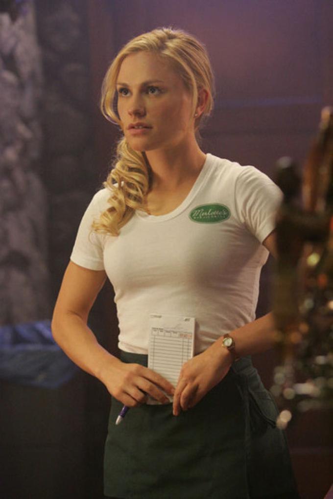 Anna Paquin nella parte di Sookie Stackhouse