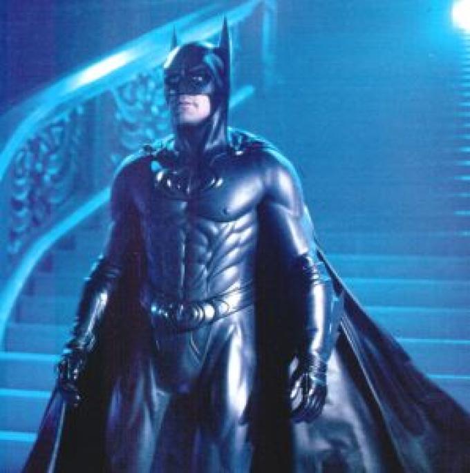Batman - George Clooney