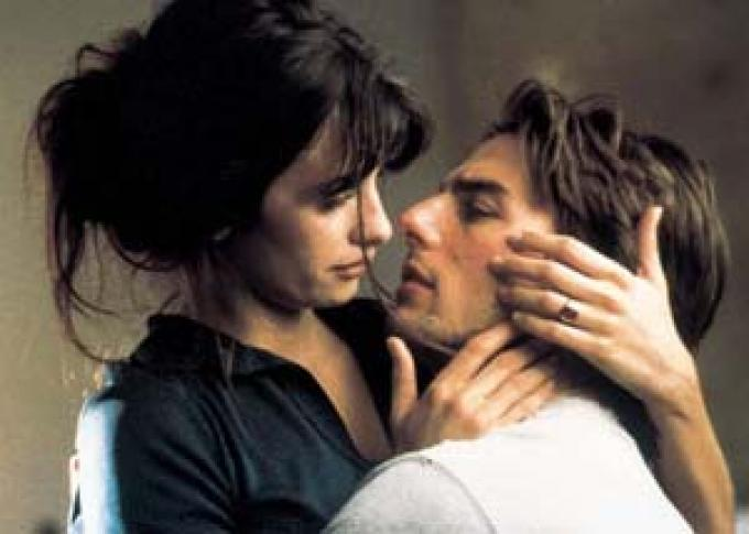 Tom Cruise e Penelope Cruz