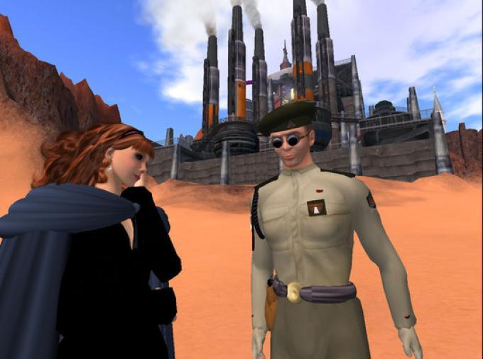 Nel deserto di Arrakis... anzi no, di Splintered Sands.