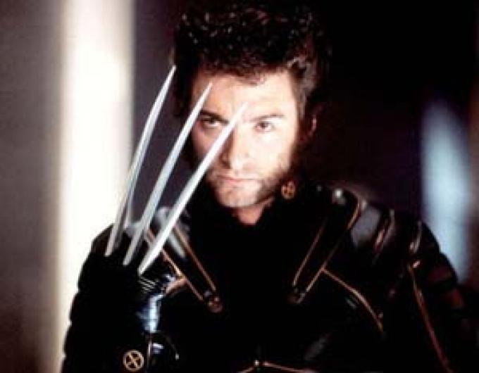 Hugh Jackman, Wolverine in <i>X-Men</i>