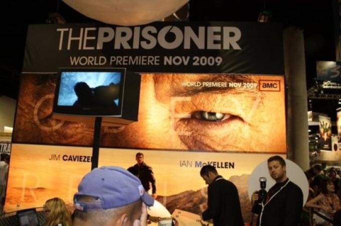 Il remake di Prisoner: l'occhio è quello di Ian McKellen