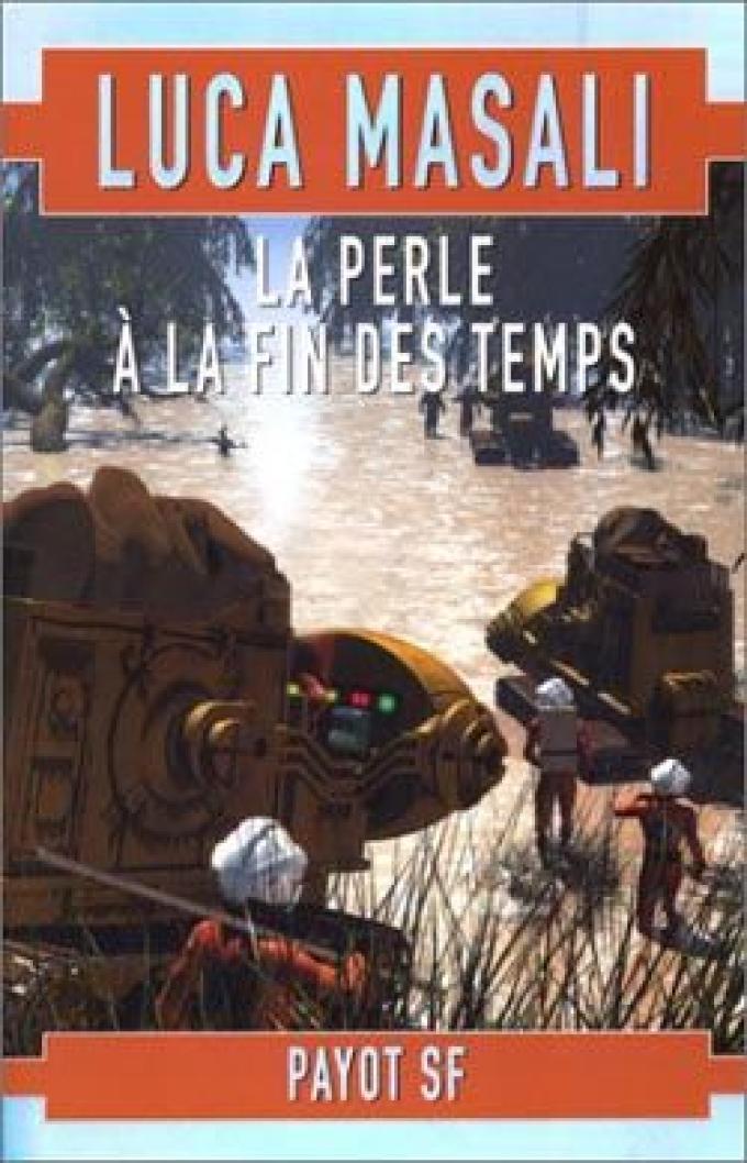 L'edizione francese di <i>La perla alla fine del mondo</i>
