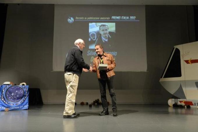 Premi Italia: Pestriniero premia Tonani
