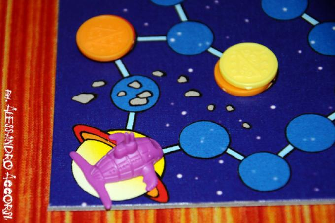 AstroNuts pianeta di partenza