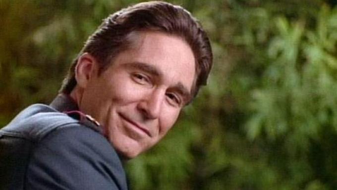 Michael O'Hare (USA, 6/5/1952-28/9/2012) attore interprete di <i>Babylon 5</i>