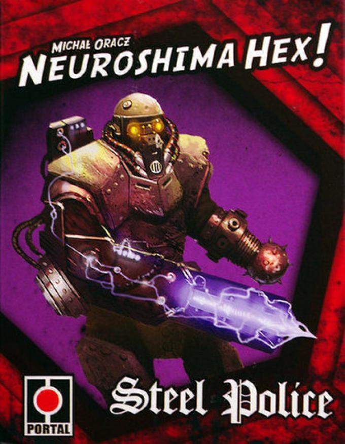 Nueroshima Hex: Steel Police