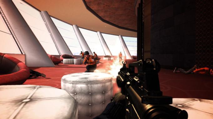007 Legends - Inside Fire (On Her Majesty's Secret Service)