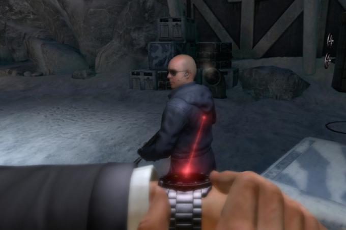 007 Legends - Watch Laser (Die Another Day)