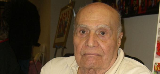 Carmine Infantino (Brooklyn, 24 maggio 1925 – New York, 4 aprile 2013) Fumettista per Marvel e DC Comics