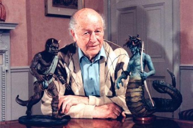 Ray Harryhausen (29 giugno 1920-7 maggio 2013) artista degli effetti speciali