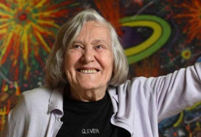 Margherita Hack (Firenze, 12/06/1922 - Trieste, 29/06/2013) Astrofisica