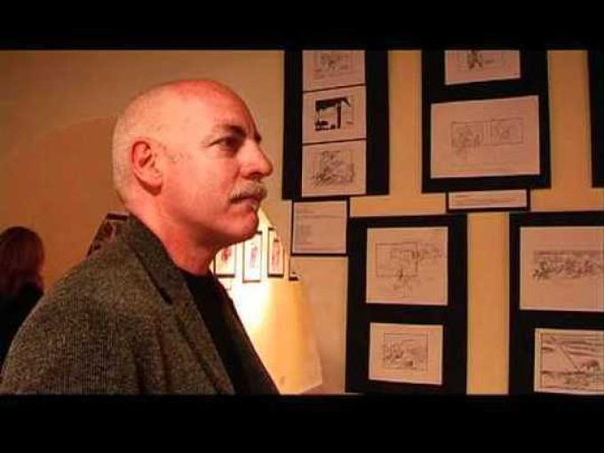 Paolo Morales (23/8/1956-16/1/2013) Sceneggiatore e disegnatore di fumetti, in particolare di Martin Mystère