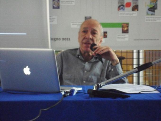 Antonio Caronia (1944-30/1/2013) Saggista e giornalista, fondatori di Un'Ambigua Utopia